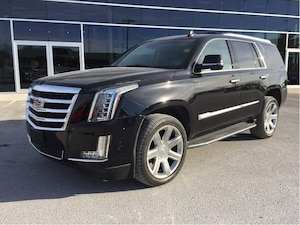 2018 Cadillac Escalade Luxury | DEALERSHIP DEMO