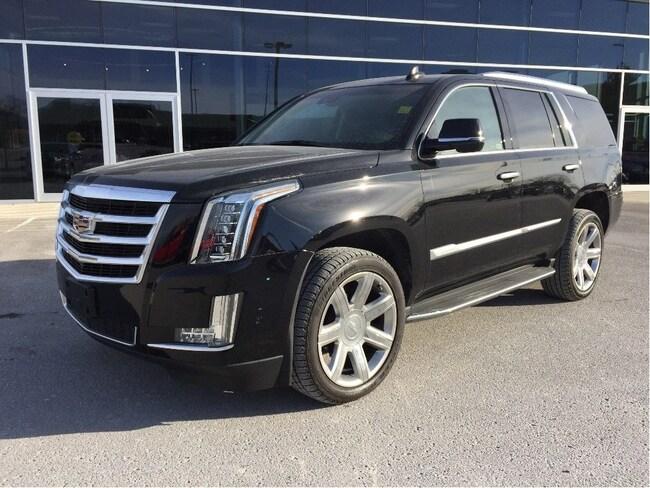 2018 Cadillac Escalade Luxury | DEALERSHIP DEMO SUV