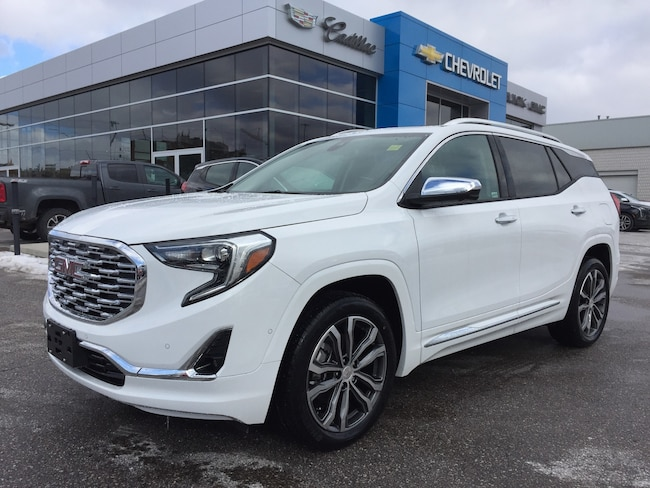 2019 GMC Terrain Denali | Navi | Bluetooth | Sunroof | Rear Cam SUV