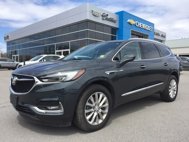 2018 Buick Enclave Essence   Used as a Dealer Demo SUV