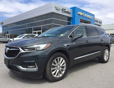 2018 Buick Enclave Essence | DEALERSHIP DEMO SUV