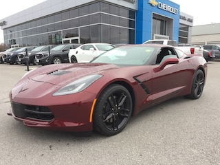 2019 Chevrolet Corvette Stingray Z51 | Navi | Bluetooth | Rear Cam | V8 Coupe