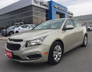 2015 Chevrolet Cruze LT | Bluetooth | Rear Cam | Fog Lights Sedan