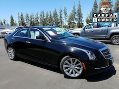 Used 2018 CADILLAC ATS 2.0L Turbo Luxury Sedan for sale in Fresno, CA