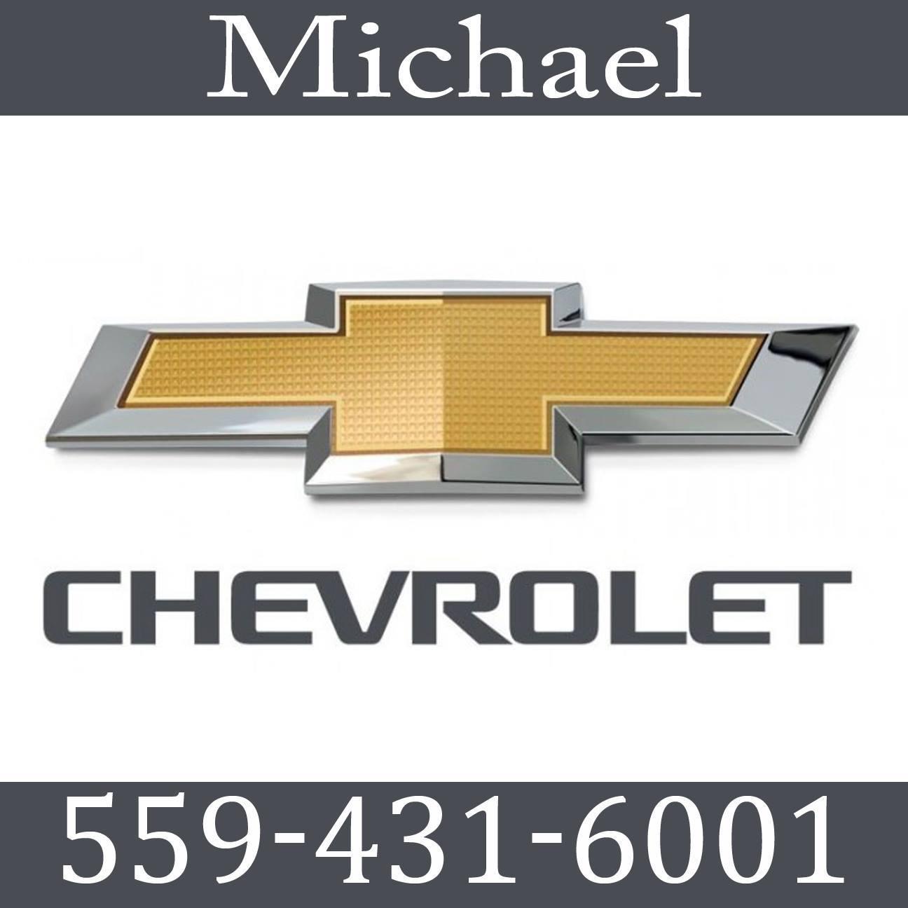 Michael Chevrolet Chevrolet Dealership In Fresno Ca