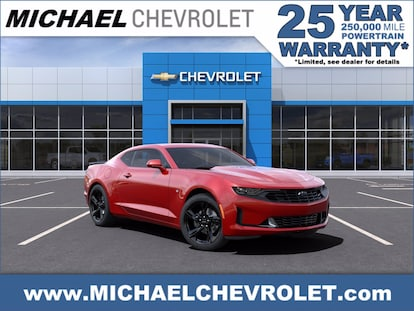 New 2021 Chevrolet Camaro For Sale At Michael Chevrolet Vin 1g1fb1rs0m0114819
