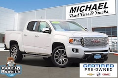 Used 2019 GMC Canyon Denali Truck Crew Cab for sale in Fresno, CA