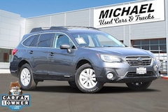 Used 2018 Subaru Outback 2.5i Premium with SUV for sale in Fresno, CA