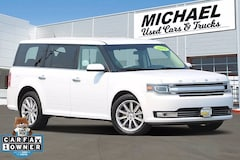 Used 2019 Ford Flex Limited SUV for sale in Fresno, CA