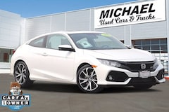 Used 2018 Honda Civic Si Coupe for sale in Fresno CA