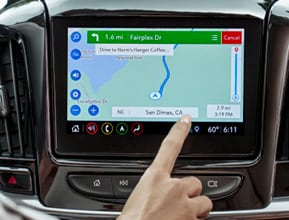 Navigation has never been easier