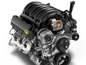 5.3L EcoTec3 V8 WITH DYNAMIC FUEL MANAGEMENT™