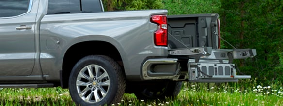 MULTI-FLEX TAILGATE FLEX YOUR WORK MUSCLES.