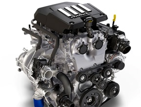 2.7L TURBO WITH ACTIVE FUEL MANAGEMENT™