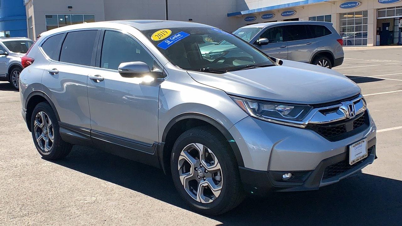 Used 2019 Honda Cr V For Sale In Carson City Nv Stock Ph3349