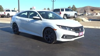 2019 Honda Civic Sport Sedan for sale in Carson City