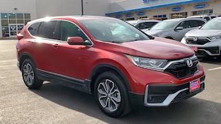 2021 Honda CR-V EX AWD SUV for sale in Carson City
