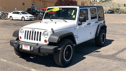 2013 Jeep Wrangler Unlimited Sport SUV Wagon 4 Dr.