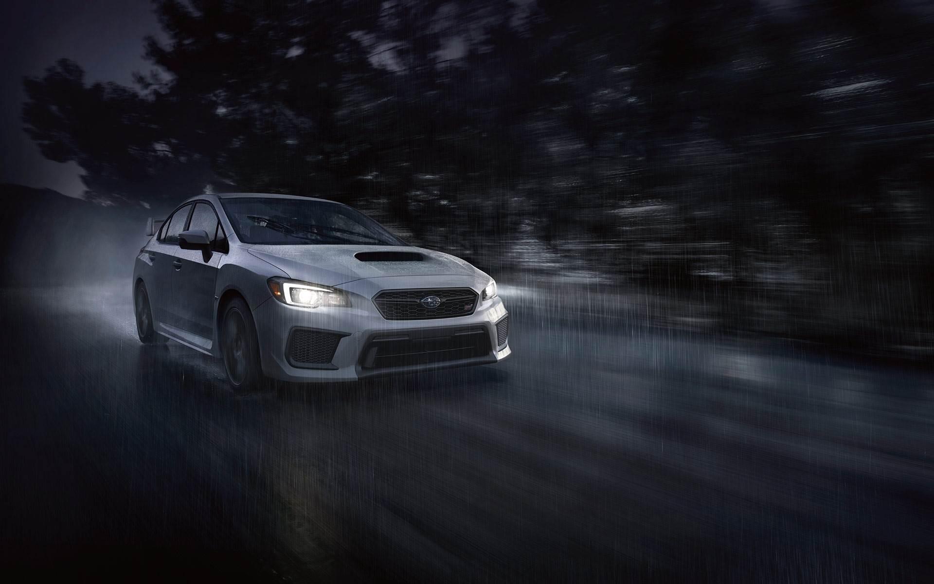 New 2018 Subaru WRX STI in Reno | Michael Hohl Subaru