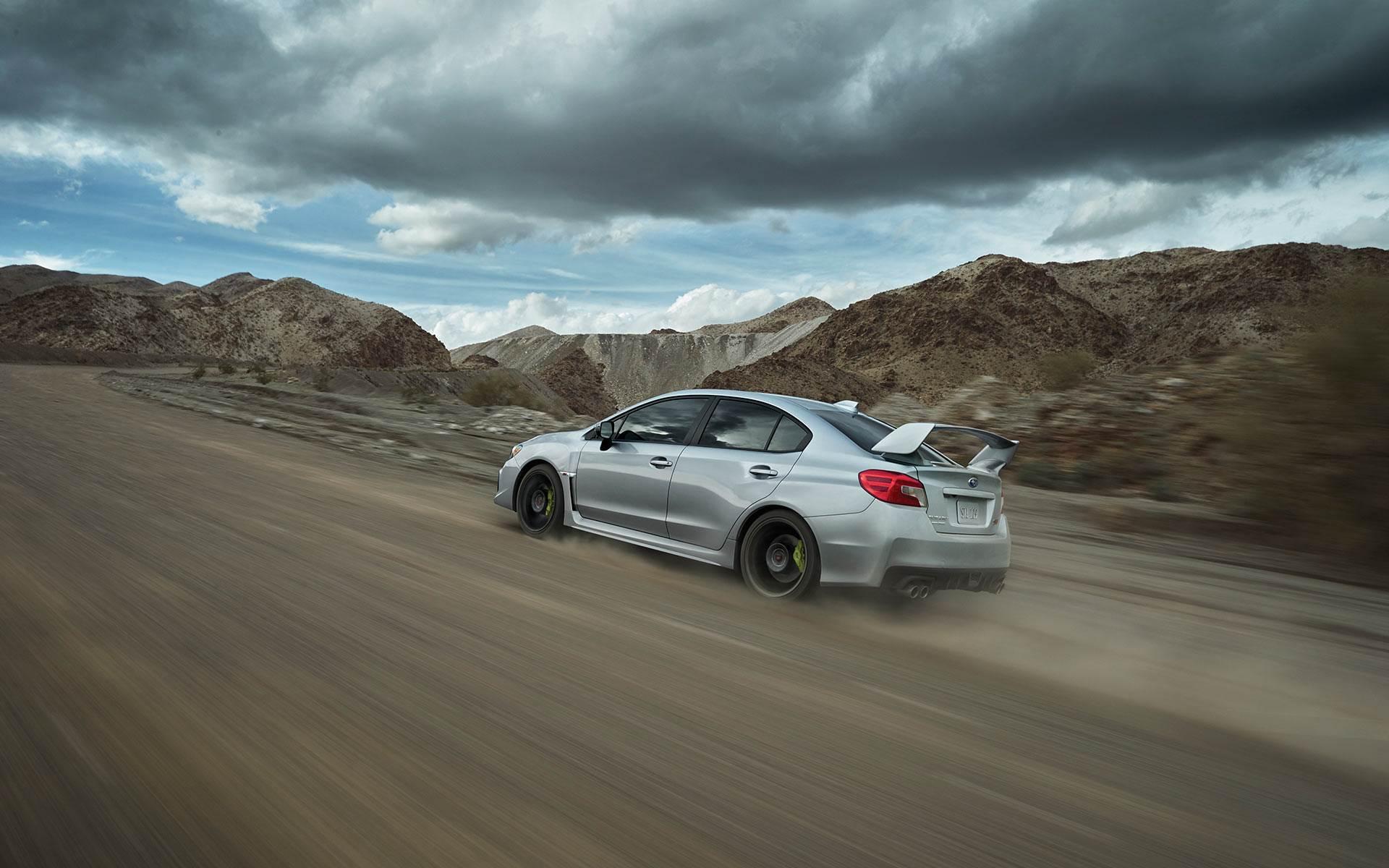 2018 Subaru Wrx Sti In Reno Michael Hohl Subaru