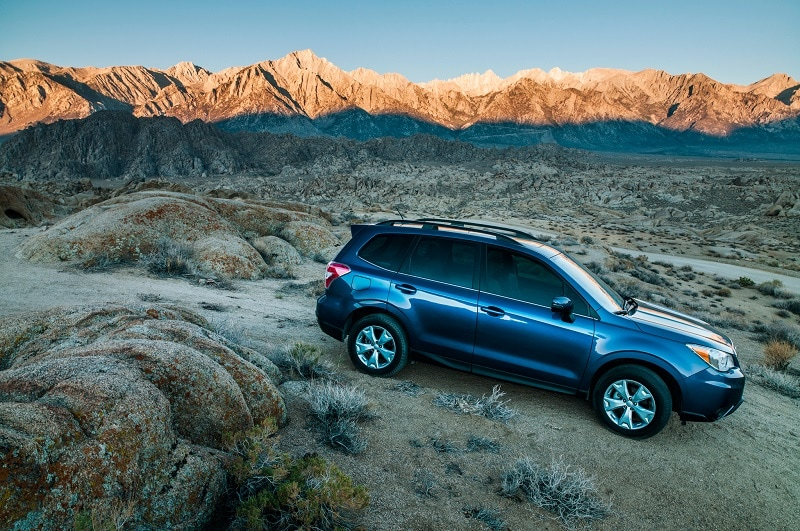 Michael Hohl Subaru >> 2014 Subaru Forester is Motor Trends SUV of the Year l ...