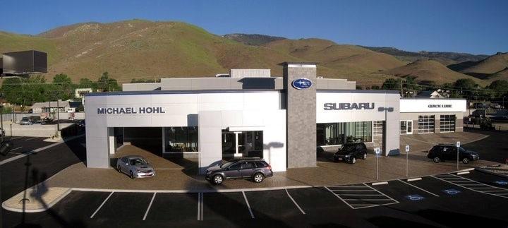Michael Hohl Subaru >> Michael Hohl Subaru New & Used Subaru Cars Carson City ...