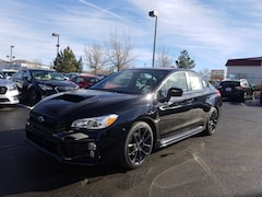 New Subaru Models 2019 Subaru WRX Premium (M6) Sedan for sale in Carson City, NV