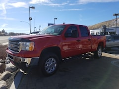 Used Vehicles fot sale 2013 GMC Sierra 2500HD SLE 4WD Truck Crew Cab in Carson City, NV