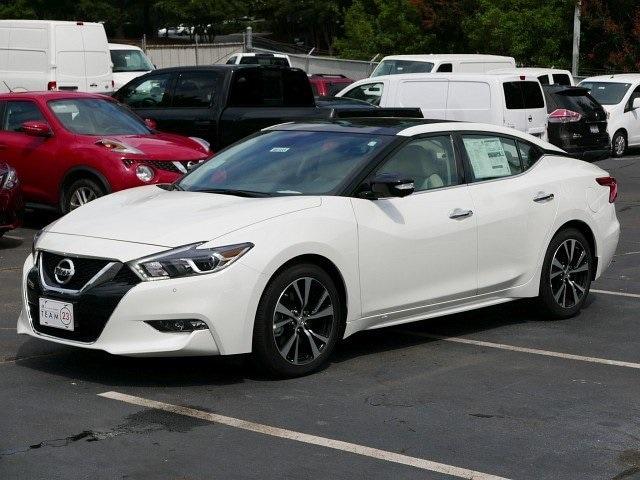 New 2018 Nissan Maxima 3.5 Platinum Sedan in Durham, NC