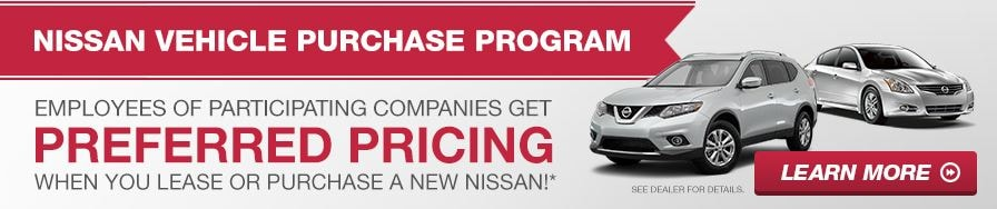 Captivating The Nissan Vehicle Purchase Program Gives Nissan Employees And Their  Families, Friends And Participating Business Partners The Opportunity To  Buy New Nissan ...