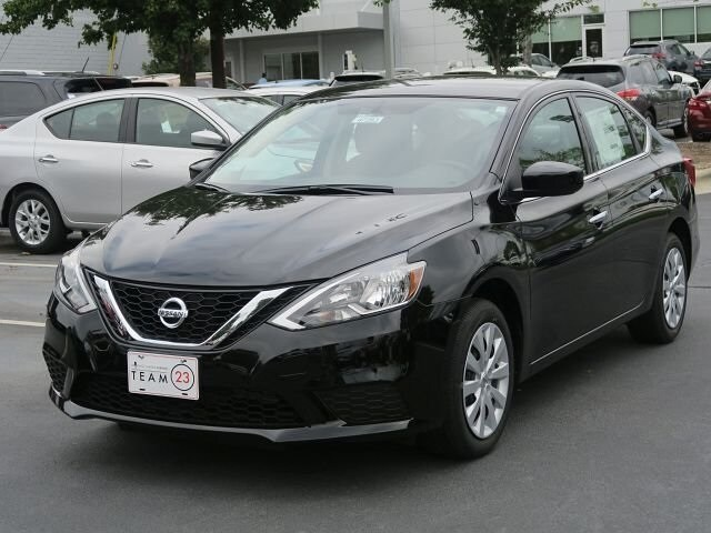 New 2019 Nissan Sentra S Sedan in Durham, NC