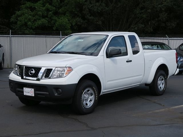 New 2019 Nissan Frontier S Truck King Cab in Durham, NC