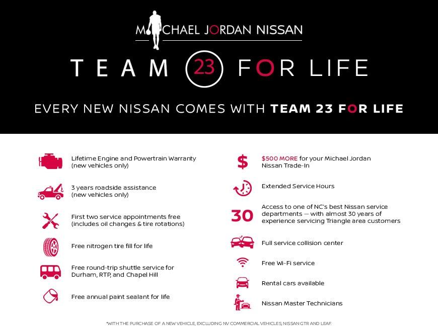 Michael Jordan Nissan   Nissan Sales & Service in Durham, NC