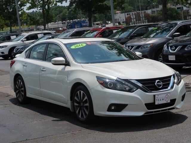 Used 2016 Nissan Altima For Sale at Michael Jordan Nissan