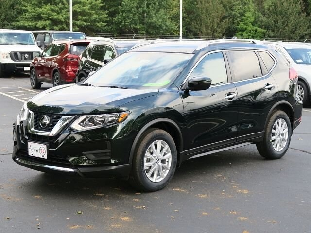 New 2019 Nissan Rogue SV SUV in Durham, NC