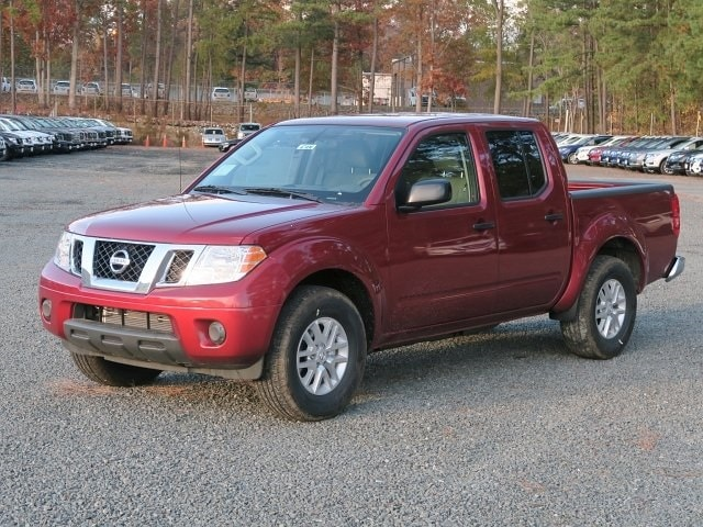 New 2019 Nissan Frontier SV Truck Crew Cab in Durham, NC