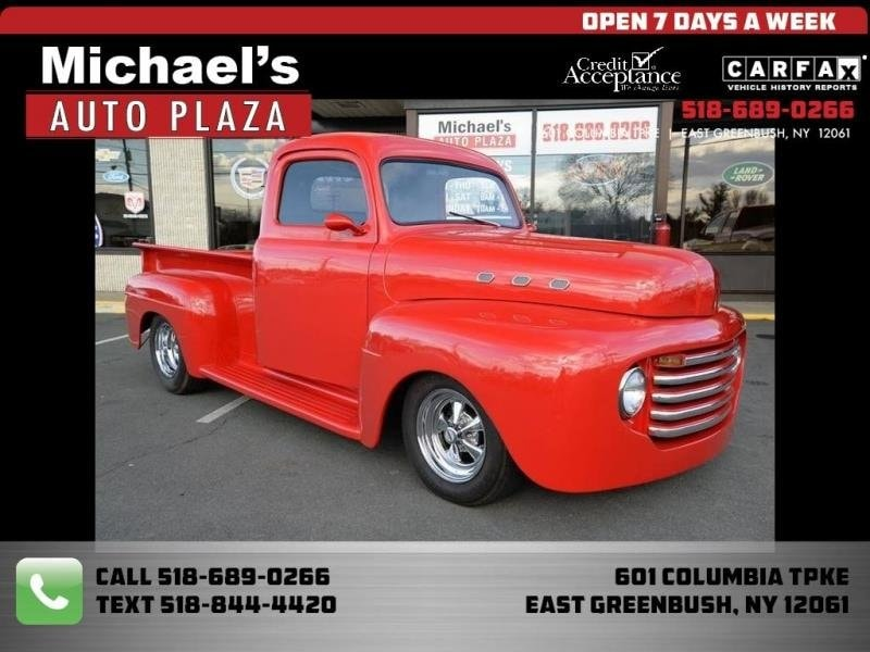 1948 Ford F-1 Restored 3K Miles Other