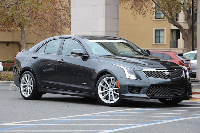 2016 CADILLAC ATS-V Base Sedan