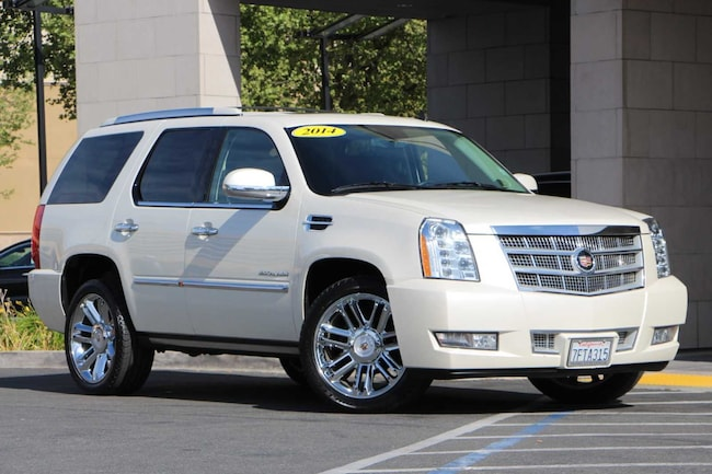 2014 CADILLAC Escalade Platinum SUV