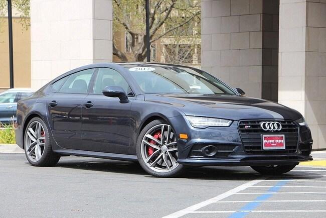 2017 Audi S7 4.0T Premium Plus Sedan