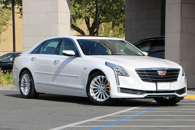2017 Cadillac Ct6 2 0 L Turbo Luxury >> Used 2017 Cadillac Ct6 For Sale At Stead Automotive Group Vin