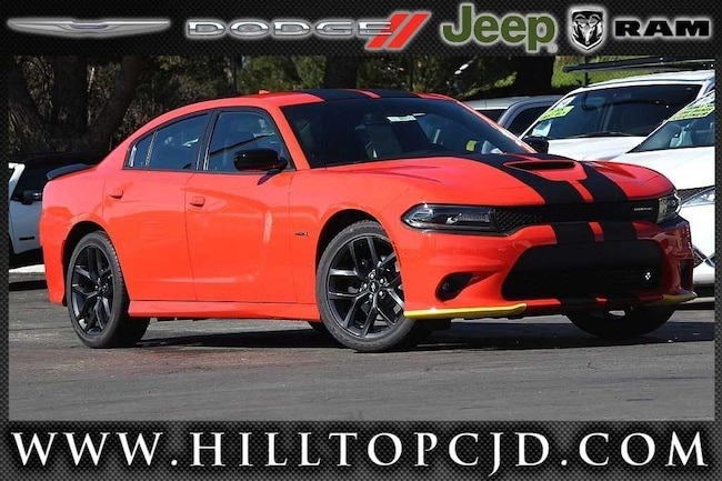New 2019 Dodge Charger R/T RWD Sedan in Richmond, CA