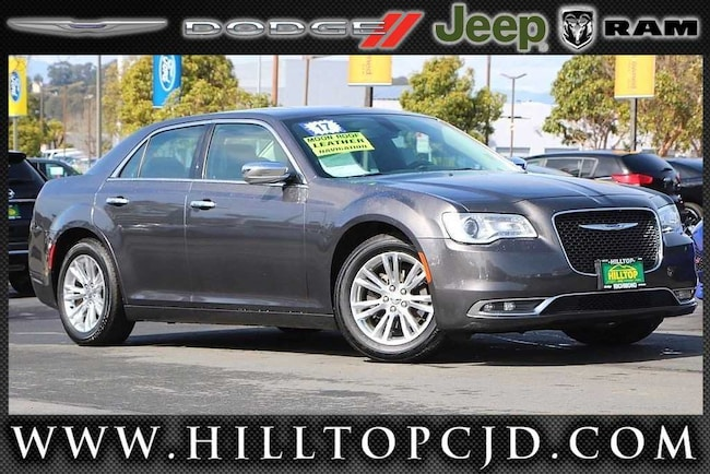 Used 2017 Chrysler 300C Base Sedan in Richmond, CA