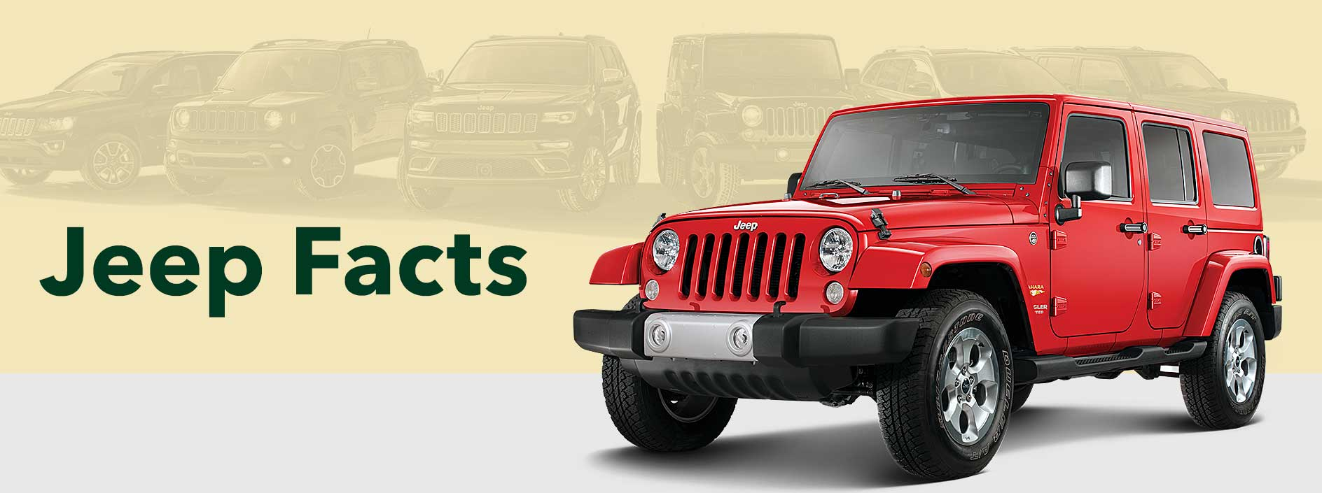 Jeep Facts
