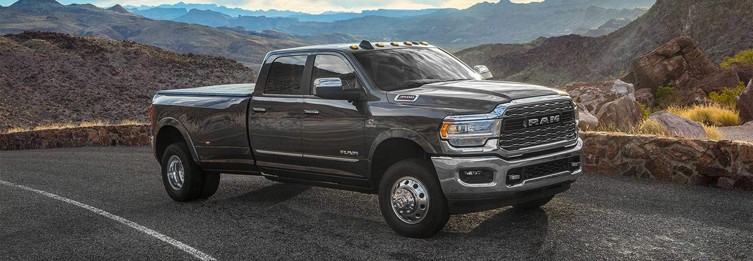 New Features in the 2020 Ram 2500 & 3500 HD