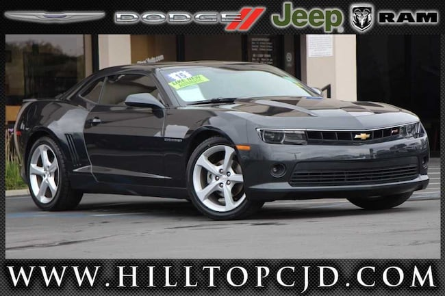 Used 2015 Chevrolet Camaro LT w/2LT Coupe in Richmond, CA