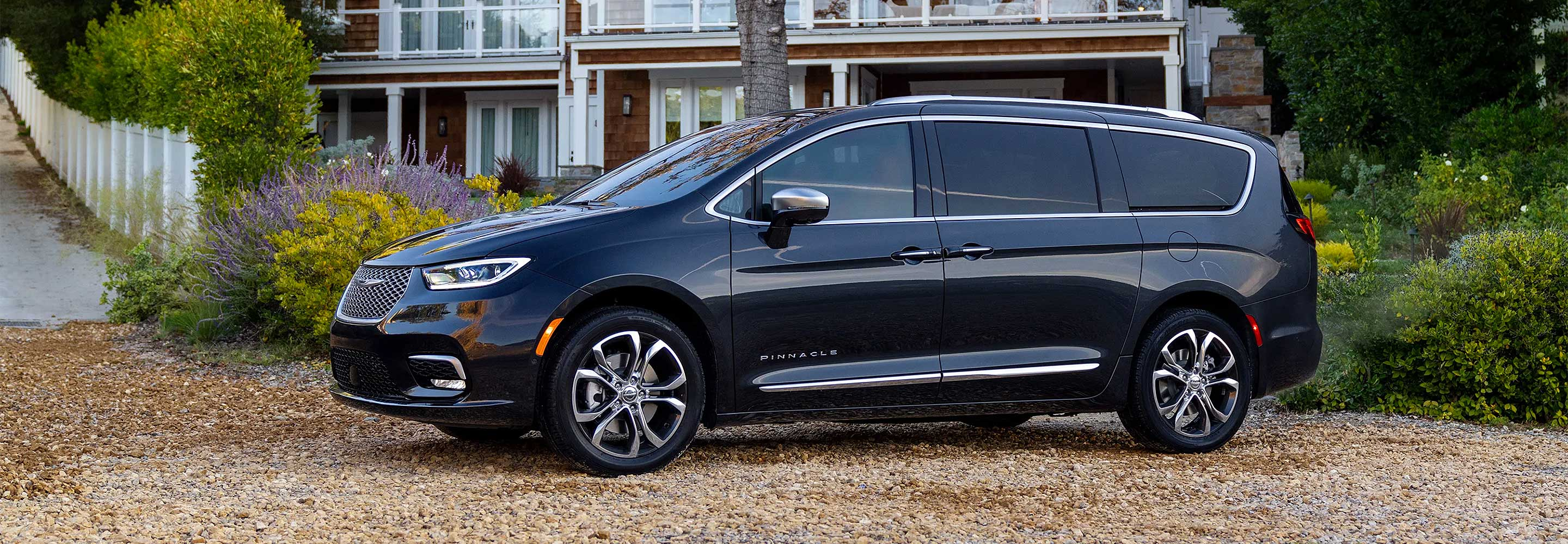 The Best New Family Car is the 2021 Chrysler Pacifica
