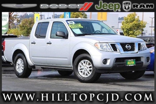 Used 2018 Nissan Frontier Truck Crew Cab in Richmond, CA
