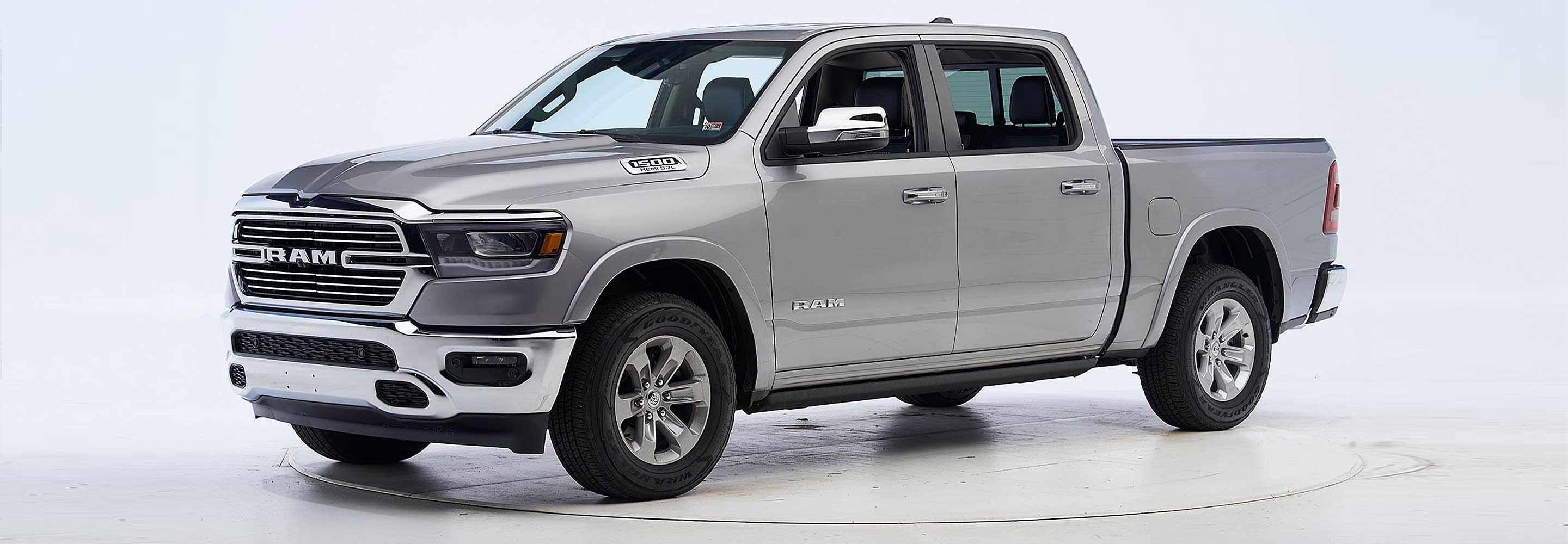 Only Pickup to Earn IIHS Top Safety Pick Rating in 2021: Ram 1500