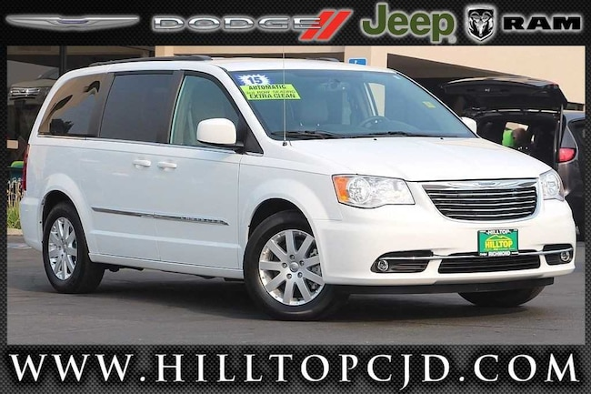 Used 2015 Chrysler Town & Country Touring Van in Richmond, CA